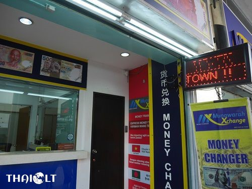 Money Changer Penang: Best Currency Exchange Rates