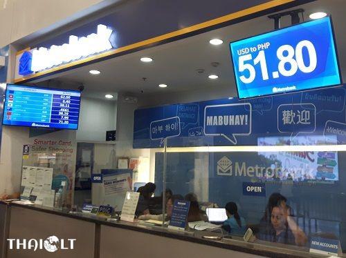 Metrobank NAIA Terminal 3