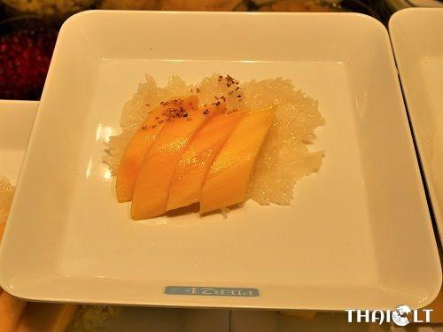 Mango Sticky Rice at Cheng Sim Ei Restaurant (No. 24)