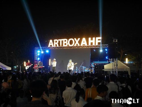 Artbox Bangkok 2019 – Where's Container Market in 2019?