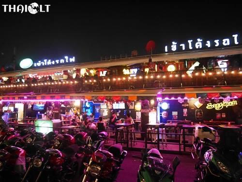Talad Rot Fai Ratchada (Train Night Market Ratchada)