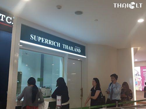 Super Rich at Emporium