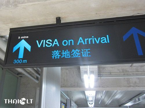 Thailand Visa for Chinese: Visa on Arrival, Requirements, Fees