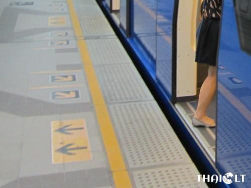 Наземное метро Бангкока BTS